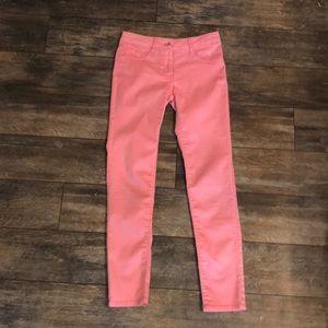 Nautica Size 10 Girls Pink Jeans